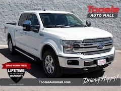 new 2019 Ford F-150 Truck SuperCrew Cab Tooele