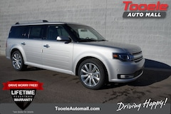 new 2019 Ford Flex Limited w/EcoBoost SUV Tooele