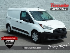 new 2019 Ford Transit Connect XL Van Cargo Van Tooele