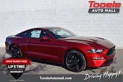 new 2019 Ford Mustang Coupe Tooele