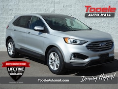 new 2019 Ford Edge SEL SUV Tooele