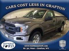 2019 Ford F-150 XL 4x4 R/C 5.0V8 8ft Bed/Pwr Equip Truck Regular Cab