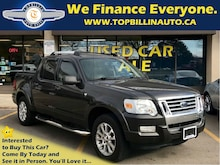 2007 Ford Explorer Sport Trac Limited 4.6L LEATHER, SUNROOF SUV