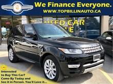 2014 Land Rover Range Rover Sport Factory WARRANTY till 160K kms SUV