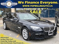 2012 BMW 750i Xdrive Li M Sport Package Sedan