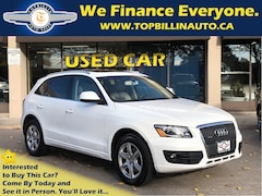 2011 Audi Q5 2.0T Premium Plus, Panoramic Roof SUV