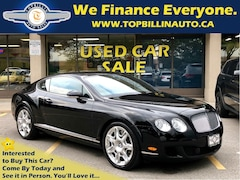 2009 Bentley Continental GT Coupe