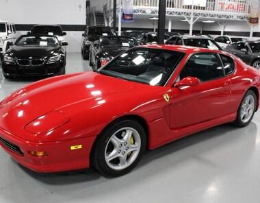 1999 Ferrari 456M GTA LOCAL ONT CAR CLEAN CARPROOF Coupe