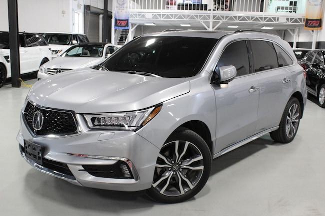 2019 Acura MDX SH-AWD   DVD   LOCAL VEHICLE SUV