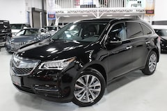 2016 Acura MDX SH AWD | FULLY LOADED | WARRANTY SUV