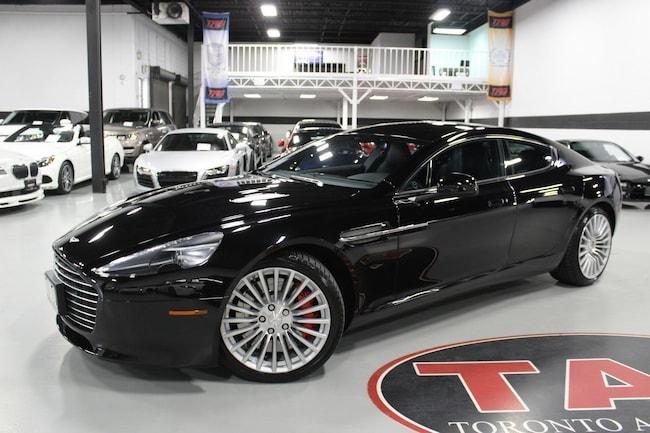 2015 Aston Martin Rapide S MUST BE SEEN!!!! Sedan