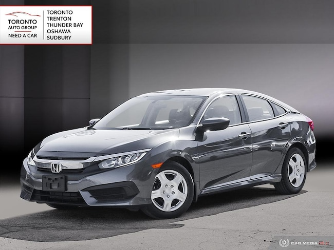 2017 Honda Civic LX | AUTOMATIC | ONLY 72K Sedan