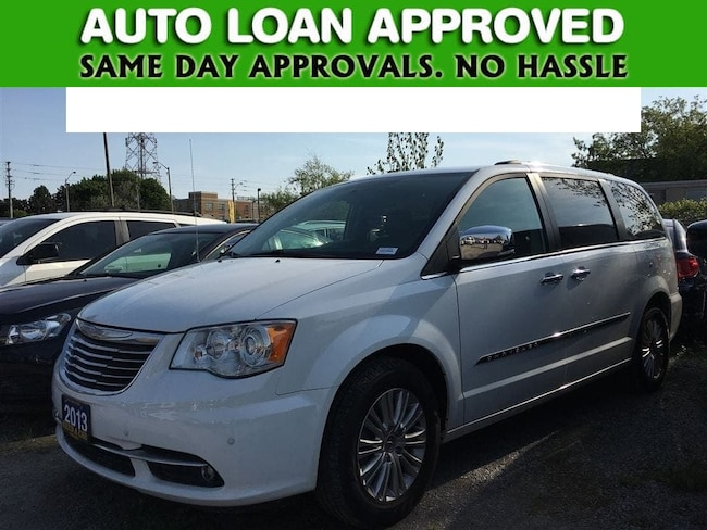 2013 Chrysler Town & Country LIMITED | LEATHER | STOWNGO | ONLY 87K Van