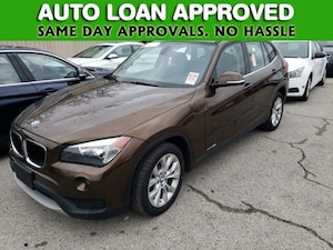 2014 BMW X1 Xdrive28i | AWD | LEATHER | PANORAMIC ROOF