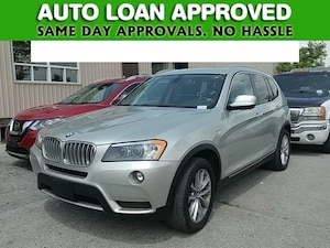 2011 BMW X3 Xdrive35i | BLUETOOTH | AWD | LEATHER
