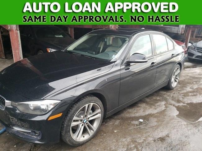 2015 BMW 320i 320i Xdrive Sedan