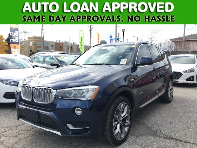 2015 BMW X3 Xdrive28i | AWD | LEATHER | LOADED SAV