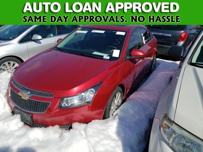 2014 Chevrolet Cruze 2LT | LEATHER | ROOF | AUTOMATIC Sedan