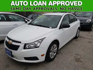 2012 Chevrolet Cruze LS | WE FINANCE ALL MAKES AND MODELS