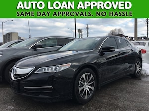 2015 Acura TLX LEATHER | ROOF | ONLY 62K | AUTO