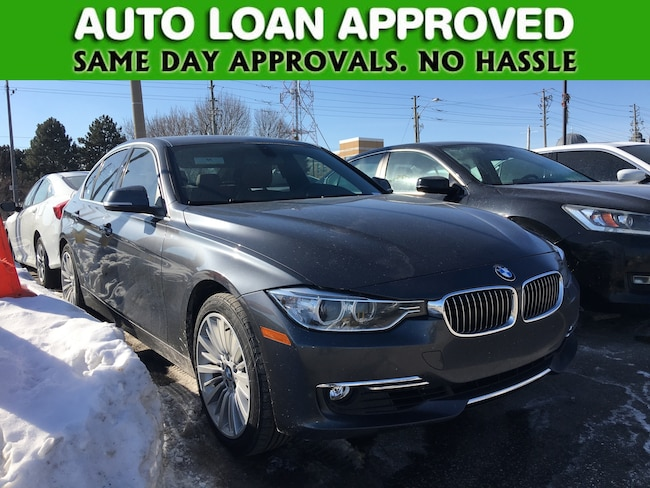 2015 BMW 328i 328i Xdrive | BROWN LEATHER | ROOF | AWD | AUTO Sedan