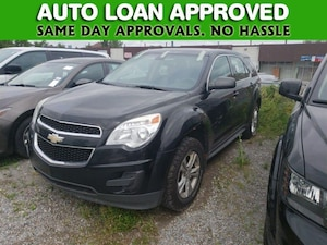 2011 Chevrolet Equinox LS | AWD | ONLY 115K | FINANCING AVAILABLE