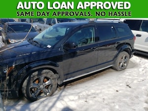 2015 Dodge Journey CROSS ROAD | ALLOYS | LEATHER