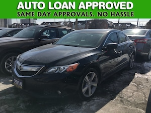 2014 Acura ILX LEATHER | ROOF | AUTOMATIC