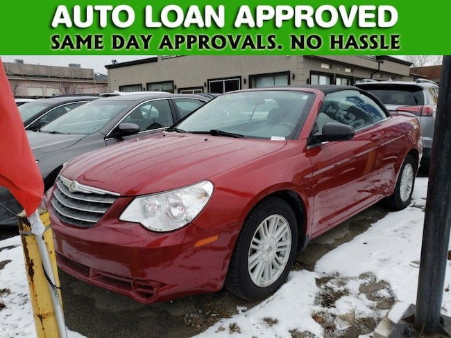 2008 Chrysler Sebring LX | CONVERTIBLE | AUTOMATIC | ONLY 114K Convertible