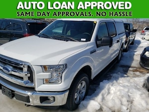 2016 Ford F-150 5.0L | V8 | CREW CAB | 4X4 | ONLY 72K
