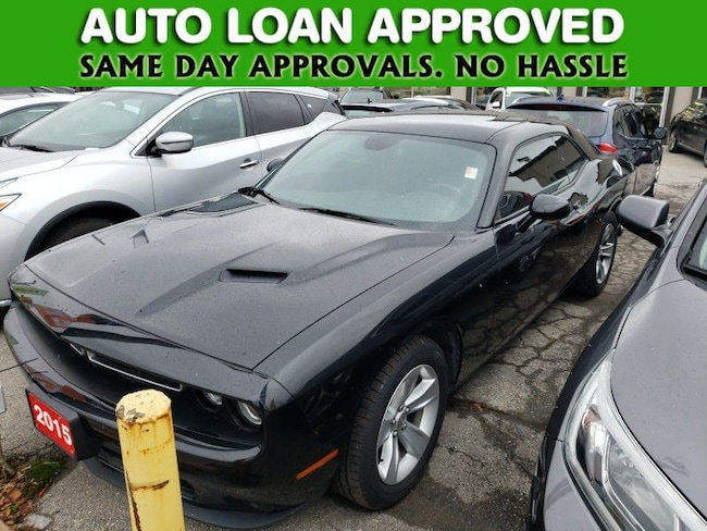 2015 Dodge Challenger SXT | ONLY 46K | FINANCING AVAILABLE Coupe