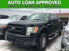 2013 Ford F-150 3.7L V6 | 4X4 | FINANCING AVAILABLE  Truck SuperCab