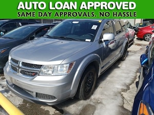2016 Dodge Journey 2.4L 4 CYL | AUTO | 5 TO CHOOSE