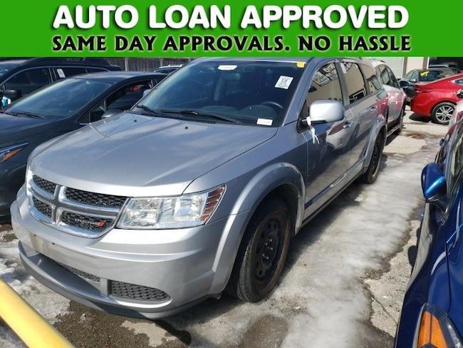 2016 Dodge Journey 2.4L 4 CYL | AUTO | 5 TO CHOOSE SUV