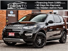 2016 Land Rover Discovery Sport HSE LUXURY|Pano roof|Navi|Camea|20 inch rims SUV