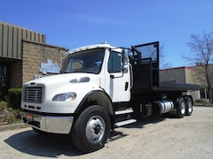 2013 FREIGHTLINER Business Class M2 Multilift Hook,6X4,Cummins, two flat decks