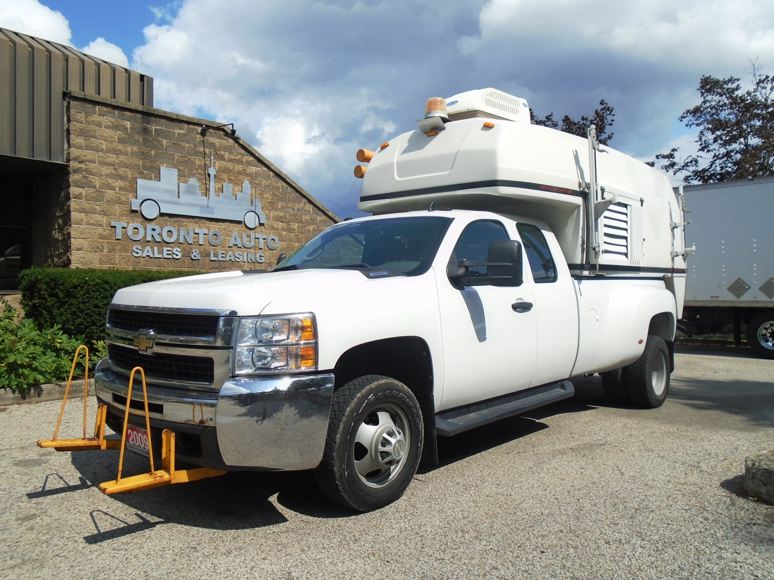 Used 2009 Chevrolet C3500 For Sale Mississauga On Gmc T8500 Wiring Diagram