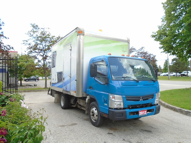 Used 2012 MITSUBISHI FUSO Canter FE160 For Sale at TORONTO