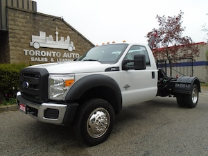 2016 FORD F550 XR5 Hook System,4X4,Pintle hitch,Clean.