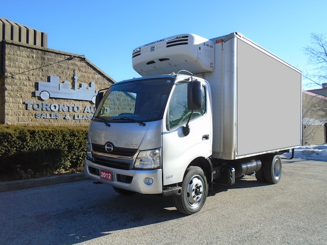 Used 2012 HINO 195 For Sale at TORONTO AUTO SALES & LEASING