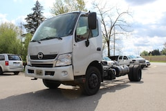2012 Hino 195 Cab Over, Power Windows & Mirrors Flat Bed