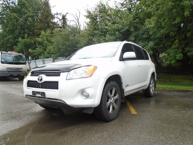 2011 Toyota RAV4 Limited, well maintained SUV