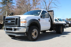 2010 Ford F-550 CHASSIS CAB XL 6.4L V8 Turbo Diesel Truck Regular Cab