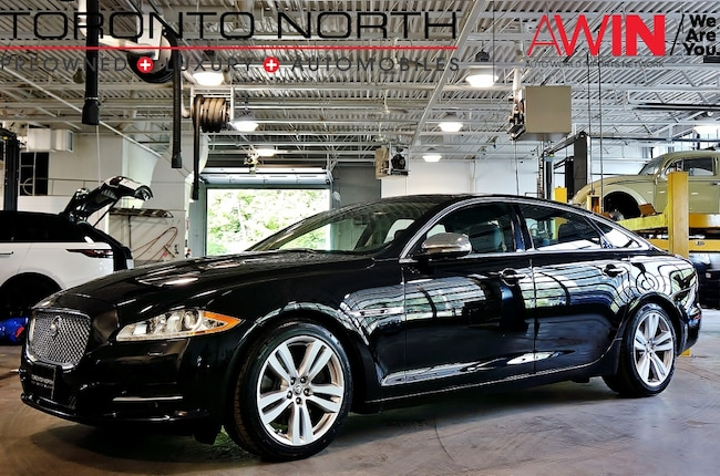 2012 Jaguar XJ XJL Portfolio (A6) NO ACCIDENT Sedan
