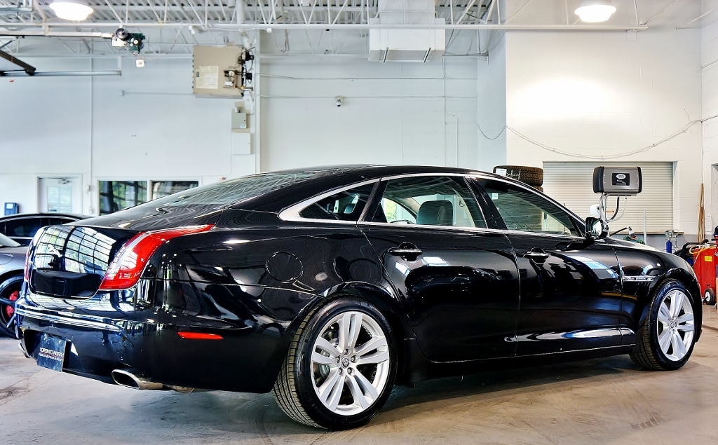 ... 2012 Jaguar XJ XJL Portfolio (A6) NO ACCIDENT Sedan ...