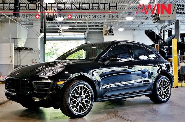 2016 Porsche Macan S NAVI NO ACCIDENT SUV