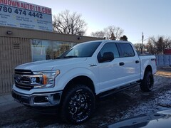 2018 Ford F-150 LIFTED XLT Truck SuperCrew Cab