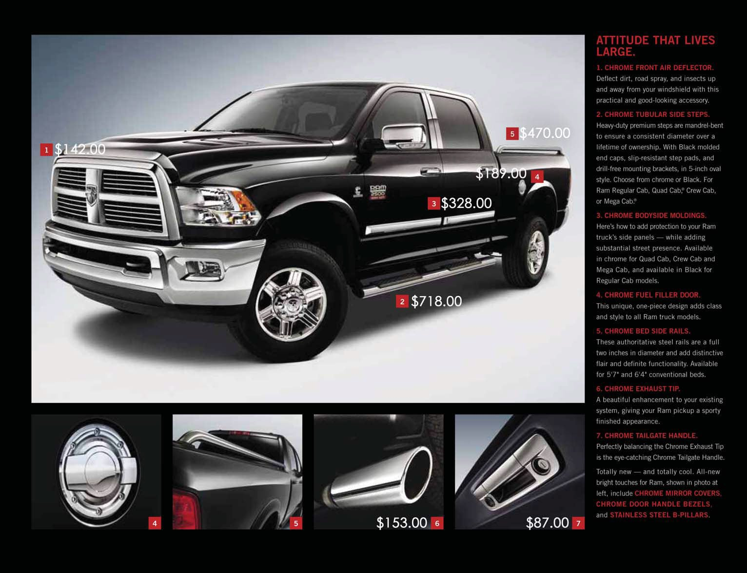 Ram Truck Accessories for Sale Near Las Vegas | Truck Parts at ...