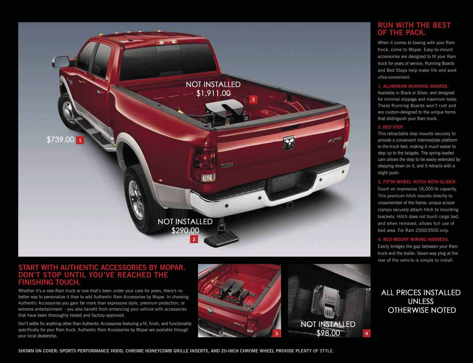 w turnover bed sale accessories catalog page gooseneck hitch used b truck dodge for