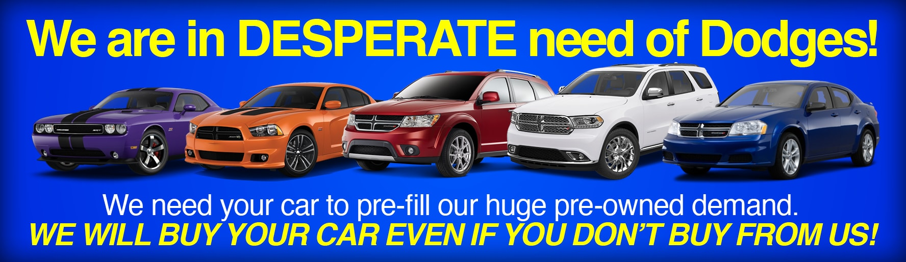 Used Car Specials | Towbin Dodge - Serving Greater Las Vegas